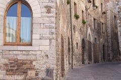 Gubbio, Ιταλία Στοκ Εικόνες