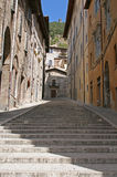 Gubbio Royalty Free Stock Photos