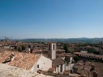 Gubbio-Italy Stock Photos
