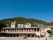 Gubbio-Italy Royalty Free Stock Photography