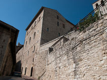 Gubbio-Italy Stock Photo