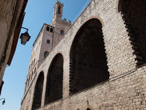 Gubbio-Italy Royalty Free Stock Images