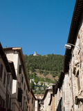 Gubbio-Italy Royalty Free Stock Image