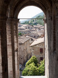 Gubbio-Italy Stock Photography