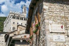 Gubbio  Italy Royalty Free Stock Photo