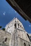 Gubbio  Italy palace Stock Photo