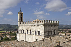 Gubbio, Italy Royalty Free Stock Images