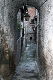 Gubbio landmark Royalty Free Stock Images