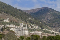 Gubbio Royalty Free Stock Photography