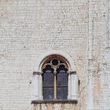 Gubbio, middeleeuwse stad in Umbrië Royalty-vrije Stock Foto