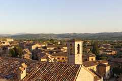 Gubbio (Perugia) Royalty Free Stock Images