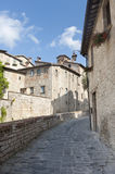 Gubbio (Perugia) Stock Photo
