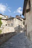 Gubbio (Perugia) Stock Photo