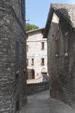 Gubbio (Perugia) Stock Image