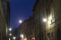 Gubbio (Perugia) Royalty Free Stock Photo