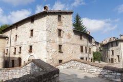 Gubbio (Perugia) Royalty Free Stock Image