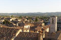 Gubbio (Perugia) Stock Photography