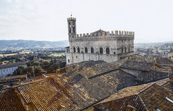 Gubbio (Perugia) Royalty Free Stock Photography