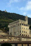 Gubbio town, Italy Royalty Free Stock Photography