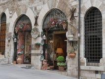 Gubbio - typical shop