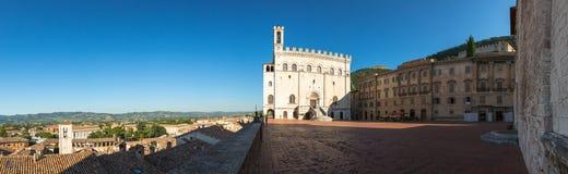 Gubbio - Umbria - Italy Royalty Free Stock Photo