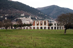Gubbio Royalty Free Stock Images