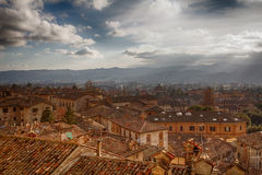 Gubbio Royalty Free Stock Image