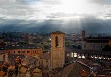 Gubbio Stock Images