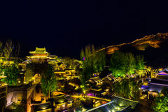 Gubei Water Town, Miyun County, Beijing, China Royalty Free Stock Photography