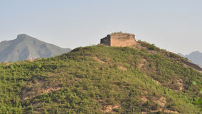 Gubeikou Great Wall in Beijing. This is the ancient Great Wall of Beijing gubeikou Stock Image