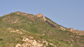Gubeikou Great Wall in Beijing Royalty Free Stock Image