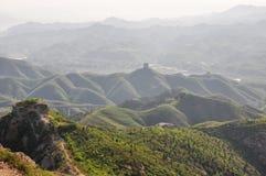 Gubeikou Great Wall in Beijing Stock Photo