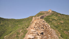 Gubeikou Great Wall in Beijing. This is the ancient Great Wall of Beijing gubeikou Stock Photos