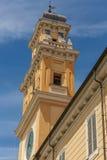 Gubernatora s pałac, piazza Garibaldi, Parma, Włochy Zdjęcia Stock