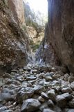 The Gubies in Parrisal Canyon Royalty Free Stock Photo