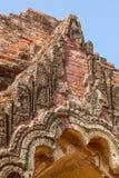 Gubyaukgyi świątynia Bagan Zdjęcia Royalty Free