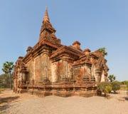 Gubyaukgyi Temple Bagan Stock Photos