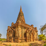Gubyaukgyi Temple Bagan Royalty Free Stock Image