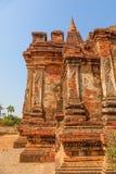 Gubyaukgyi Temple Bagan Royalty Free Stock Image
