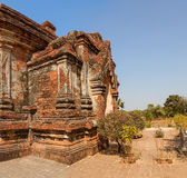 Gubyaukgyi Temple Bagan Royalty Free Stock Images