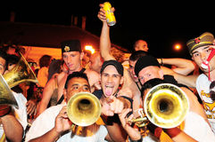 Guca Trumpet Festival Royalty Free Stock Photo