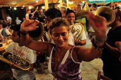 Guca Trumpet Festival Royalty Free Stock Photos