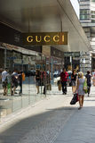 Gucci Boutique at Friedrichstrasse Royalty Free Stock Photography