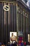 GUCCI brand Royalty Free Stock Photos