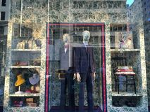 Gucci entreposé à New York Image stock