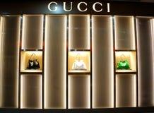 Gucci, Hong Kong Lizenzfreie Stockfotos