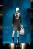 Gucci immagazzina Fotografia Stock Libera da Diritti