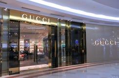GUCCI shop Kuala Lumpur Royalty Free Stock Images