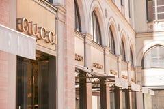 Gucci sottrae Immagine Stock Libera da Diritti