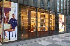 Gucci w Japonia Obrazy Stock